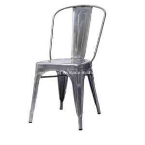 Stackable Industrial Side Metal Tolix Chair (JY-R31) pictures & photos