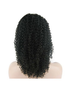 "8""-26"" Jerry Curly Lace Front Wig pictures & photos"