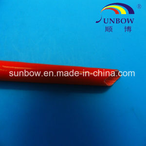 UL VW-1 Approval Silicone Fiberglass Sleeving pictures & photos