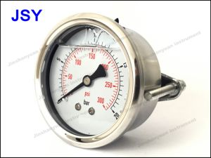 """2.5"""" Back Type Stainless Steel Pressure Gauge pictures & photos"""