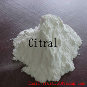 High Purity Citral CAS: 5392-40-5 for Food Flavor Synthetic Ionone pictures & photos