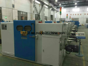 FC-650b Copper Wire Double Twist Plastic Machinery Bunching Stranding Twisting Machine pictures & photos