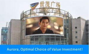 P6.9 Outdoor Full Color LED Display pictures & photos