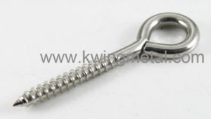 Stainless Steel Eye Bolt Wooden Screw pictures & photos