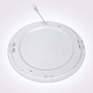 High Quality Slim Round 3W 6W 9W 12W 15W 18W 24W LED Panel Light for Ceiling pictures & photos