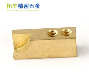 Square Brass Wire Connector Terminal with 10 Years Experiences pictures & photos