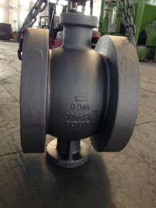 Pump and Valve Castings CNC Machining---a World Class Manufacturer (15 years experience, 20, 000 tons capacity) pictures & photos