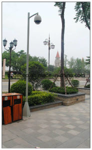 Telescopic CCTV Camera Mast