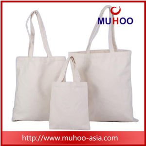 Customized Promotional Canvas Tote Handbag Cotton Sports Bag for Beach pictures & photos