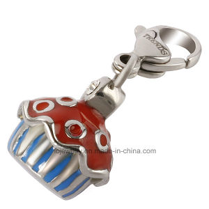 Customized Footprint Charm with Engraving Logo pictures & photos