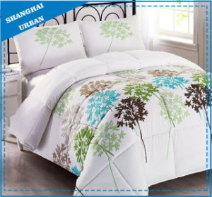 Brown Hotel Collection Printed Cotton Quilt Cover Bedding pictures & photos