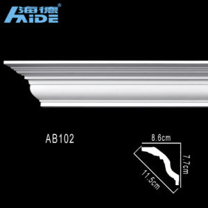 High Quality Cornice PU Moulding and Crown Moulding pictures & photos