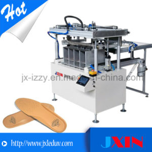Automatic Silk Screen Printing Machine Price for Leather Shoes Pad