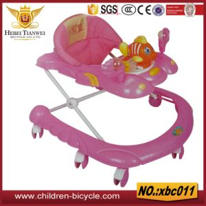 Wholesale Pink Girl Kids/Baby Walker pictures & photos