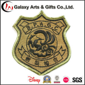 Best Quality Custom Logo Jean Jacket Patches Embroidery