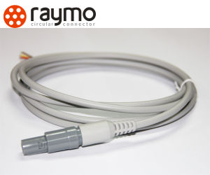Network Connector/IP67 Connector RJ45/Water Resistance Ethernet RJ45 Connector Cable pictures & photos