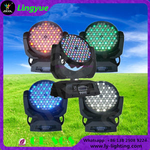 108x3W RGBW Stage Light LED Beam Mini Moving Head pictures & photos