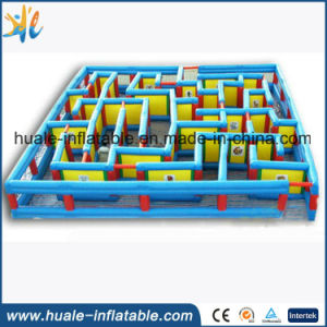 Customized Inflatable Laser Maze, Large Inflatable Maze pictures & photos