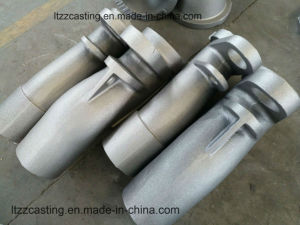 Valve Part Resin Sand Casting pictures & photos