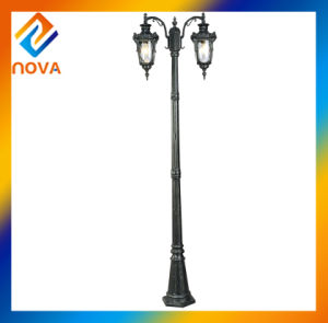 European Style Aluminum Outdoor Light Lantern Street Light pictures & photos