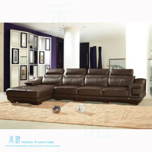 Modern Living Room Corner Sofa for Home (HW-A8049S)