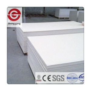 Waterproof MGO Board 4X8 No Combustible Materials Magnesium Oxide Sulafate Board pictures & photos