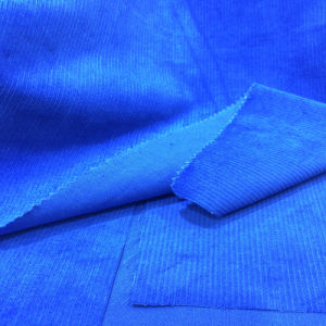 Cotton Spandex Stretch 23 Wales Corduroy Fabric pictures & photos