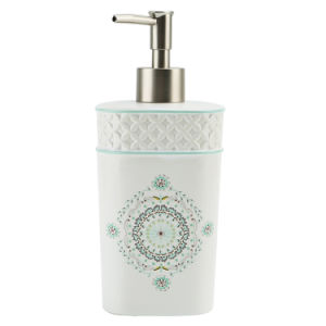 Camden Decal & Hand Paint Ceramic Bathroom Accessory / Bath Accessory / Bathroom Set pictures & photos