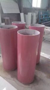 Hollow Artificial Stone Surface of Pillar pictures & photos