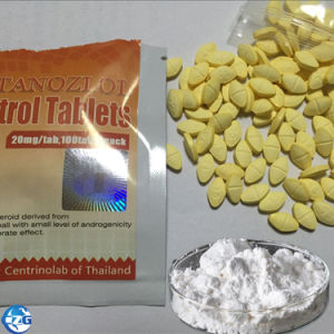 Steroids Winstrol Powder CAS No.: 10418-03-8 Winstrol pictures & photos