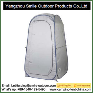 Flexible Steel Wire Camper Portable Popup Shower Tent pictures & photos