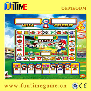 Ghana Alianza Sot Machine, Machine Gaming Gambling Coin Operated pictures & photos
