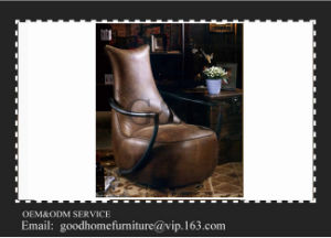 Wholesale Price Fixed Arm Living Room Chair Retro Furniture pictures & photos