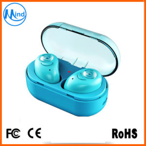 Sports Wireless Handsfree Bluetooth V4.1 Mobile Phone Earhook Earphone pictures & photos