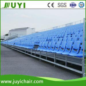 Temporary Grandstand Dismountable Bleacher Outdoor Bleacher for Football Court Jy-715 pictures & photos