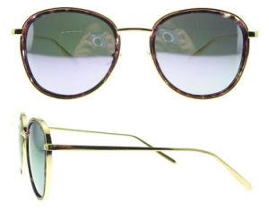 New Design Sun Glasses Fashion Handmade Polarized Sunglasses with Ce FDA pictures & photos
