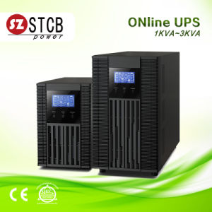 Pure Sine Wave Online UPS 1kVA/2kVA/3kVA 11V/220V 50Hz/60Hz pictures & photos