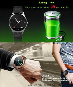Mens Heart Rate Cheap Smart Watches Phone Smartwatch for Sale pictures & photos