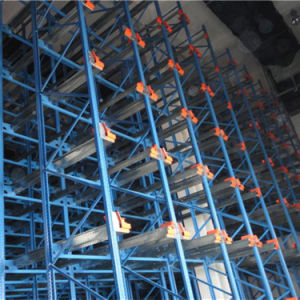 Shuttle Racking for Compact Storage in Cold Store pictures & photos