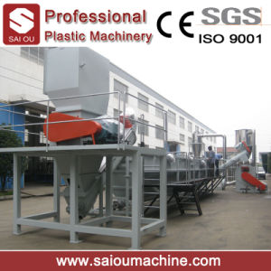 Good Supply Waste PE Bags Recycling Machinery pictures & photos