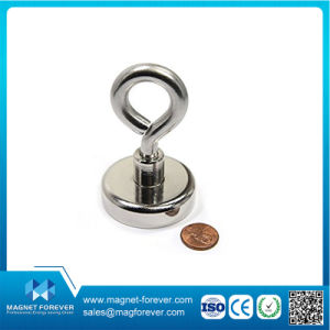 Metal Detector Gold Coating Neodymium Permanent NdFeB Magnets pictures & photos