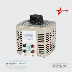 1kVA Variable Transformer Voltage Regulator pictures & photos