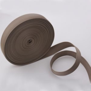 PP/Cotton/Nylon/Polyester Elastic Strap/Ribbon/Belts/Webbing for Garments and Bags pictures & photos