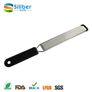 Stainless Steel 2-in-1 Cheese Grater & Lemon Zester Grater pictures & photos