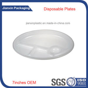Factory Customize Disposable Plastic Plate pictures & photos