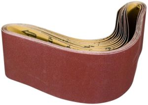 Aluminum Oxide Sanding Belts for Metal Sanding pictures & photos