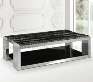 Stainless Steel Mirrored Coffee Table for Modern Furniture pictures & photos