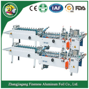High Quality Stylish Auto Paperboard Folder Gluer Machine pictures & photos