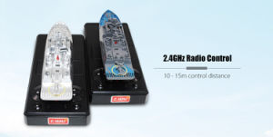 2123318- 2.4GHz Mini RC Boat - RTR pictures & photos