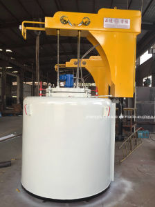 Pit Type Gas Protective Carburizing Quenching Furnace pictures & photos